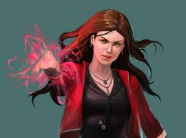 Marvel Games Presents: The Scarlet Witch