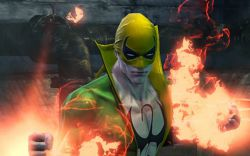 Iron Fist in Marvel Heroes 2015