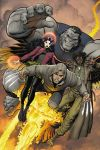 Ultimate Comics X (2010) #1 (SPOILER LINE-UP VARIANT)