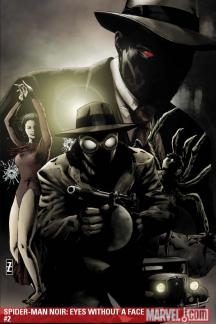 Spider-Man Noir: Eyes Without a Face #2