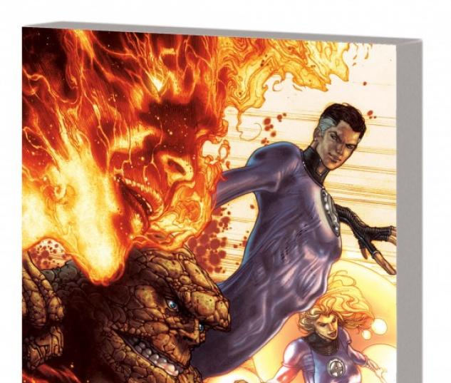 DARK REIGN: FANTASTIC FOUR TPB