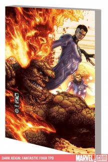Dark Reign: Fantastic Four (Trade Paperback)