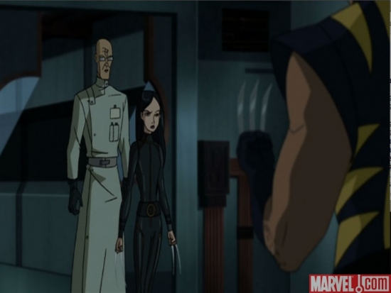 """Wolverine and the X-Men"" Epsiode 14 Screenshot #4 - X-23"