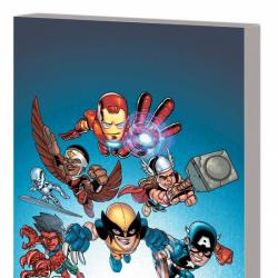MARVEL SUPER HERO SQUAD: HERO UP! #1