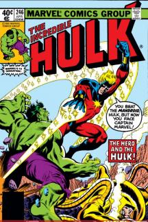Incredible Hulk #246