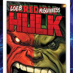 HULK VOL. 1: RED HULK #0