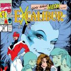 EXCALIBUR #32 COVER