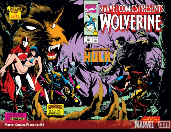 Marvel Comics Presents #56