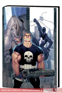 Punisher War Journal Vol. 3: Hunter Hunted (Hardcover)