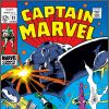 CAPTAIN MARVEL #11 COVER