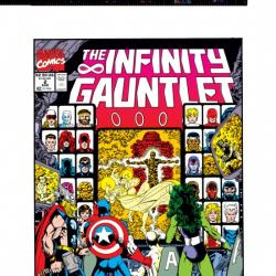 Infinity Gauntlet #2