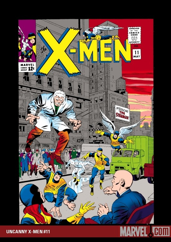 UNCANNY X-MEN #11
