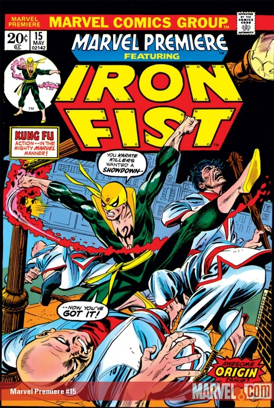 Marvel Premiere (1972) #15