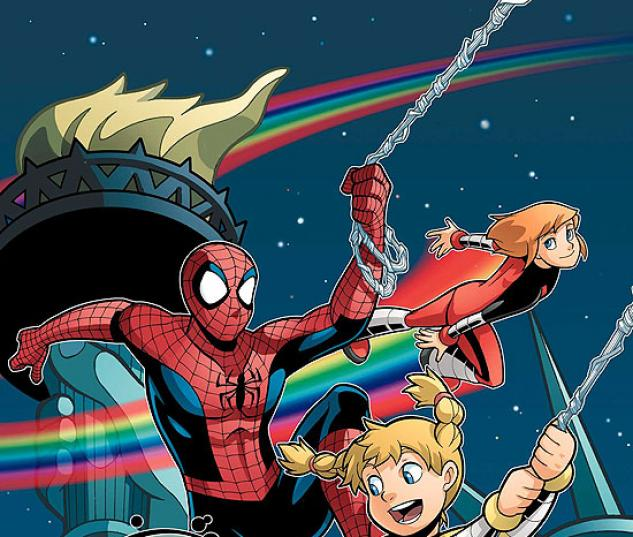Spider-Man and Power Pack (2006) #1