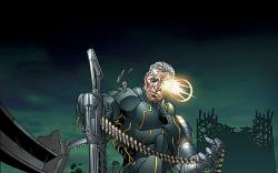 CABLE & DEADPOOL (2007) #14 COVER