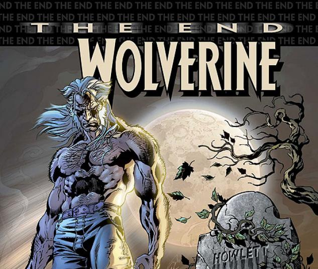 WOLVERINE: THE END COVER