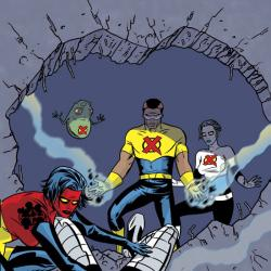 X-Statix Vol. 4: X-Statix Vs. the Avengers (0000 - Present)