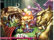 Lockjaw and the Pet Avengers Unleashed (2010) #2 Wallpaper