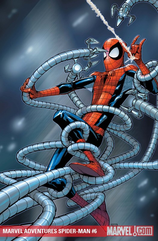 Marvel Adventures Spider-Man (2010) #6