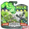 Super Hero Squad: King Hulk and Black Bolt