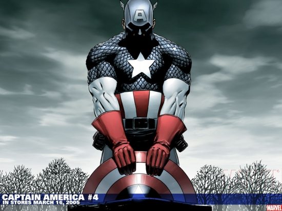 Captain America (1998) #4 Wallpaper