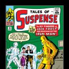Tales of Suspense (1959) #45