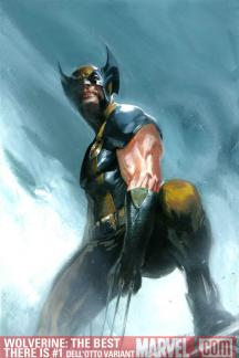 Wolverine: The Best There Is (2011) #1 (DELL\'OTTO VARIANT)