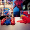 Spider-Man All-Mission Racer and Motorized String Webshooter from Hasbro at Toy Fair 2011