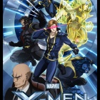 FIRST LOOK: X-Men Anime Character Art