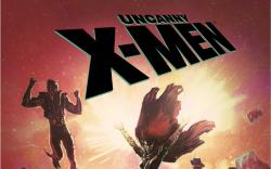 Uncanny X-Men Annual #3 cover by Black Frog