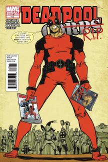 Deadpool Corps (2010) #12 (YOUNG VARIANT)