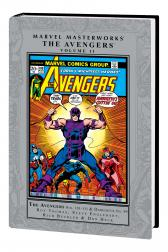 Marvel Masterworks: The Avengers Vol. 11 HC (Hardcover)