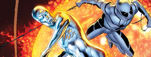 Sneak Peek: Silver Surfer #4