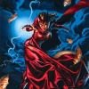 The Scarlet Witch by J.G. Jones