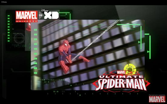 Ultimate Spider-Man Wallpaper #2