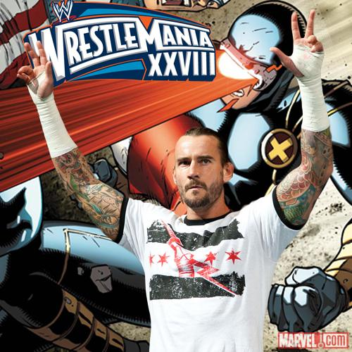 WrestleMania Countdown: CM Punk