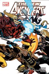New Avengers #56 