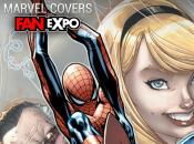 Fan Expo 2012: Stan Lee at the Marvel booth