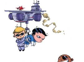 Skottie Young Covers Marvel NOW! Point One