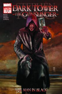 DARK TOWER: THE GUNSLINGER - THE MAN IN BLACK (2012) #5