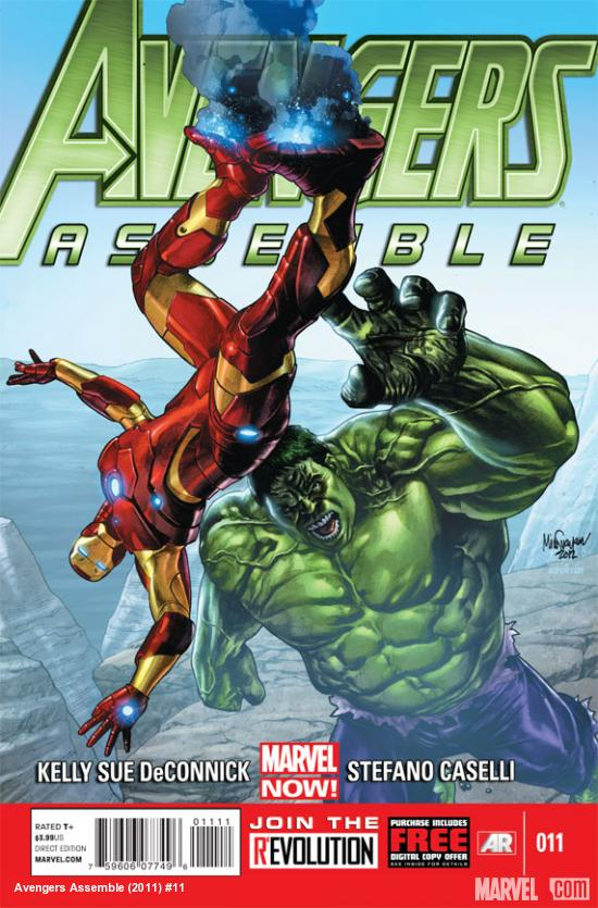 Avengers Assemble #11
