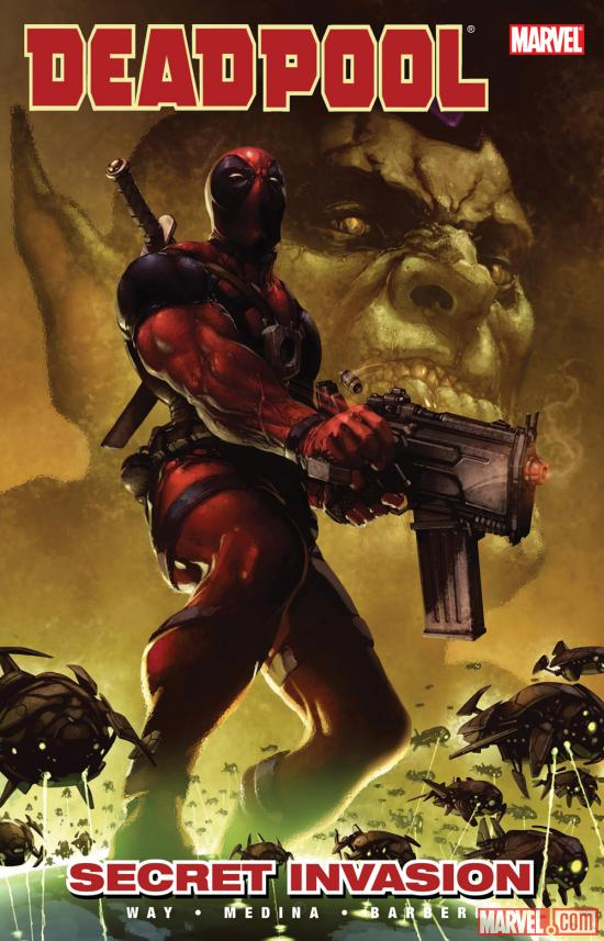 Deadpool: Secret Invasion collection