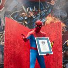 NYCC 2012: Spider-Man's Birthday Card