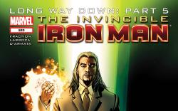 Invincible Iron Man (2008) #520