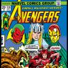 Avengers (1963) #128 Cover