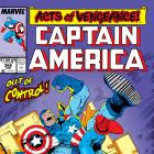 Captain America (1968) #366 Cover