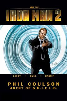 Iron Man 2- Phil Coulson: Agent of S.H.I.E.L.D. #1