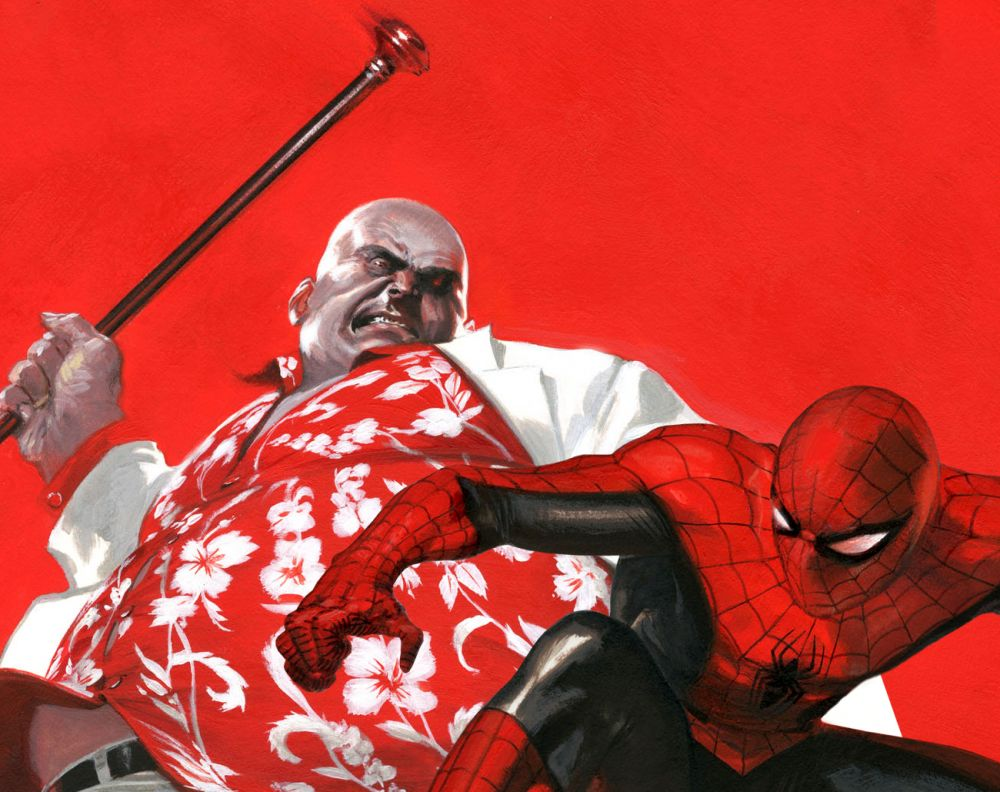 Swing into a New Spider-Man Original Graphic Novel
