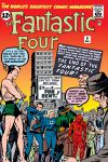 Fantastic Four (1961) #9 Cover