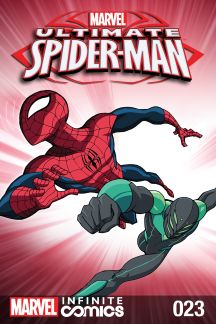 Ultimate Spider-Man Infinite Digital Comic #23